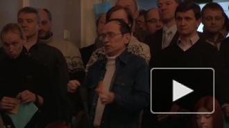 Борис Немцов и Владимир Рыжков учредили ПАРНАС в Питере