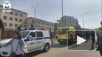В результате стрельбы в казанской школе погибли семь человек