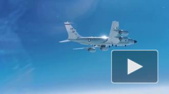 МиГ-31 сопроводил самолет-разведчик США над Тихим океаном