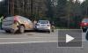 Крупное ДТП под Москвой: Фура протаранила 7 машин