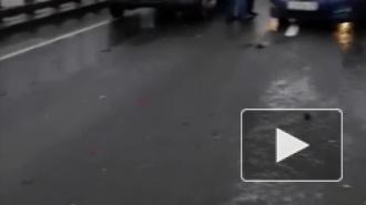 В Петербурге подсчитали, сколько машин попали в аварии за 27 октября