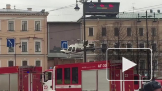 """Источник: в """"Пулково"""" из-за взрыва в метро отменили все рейсы"""