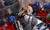 Видео: Белорусский хоккеист укусил соперника