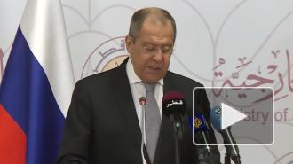 Лавров: РФ, Катар и Турция акцентировали важность оказания сирийцам гуманитарной помощи