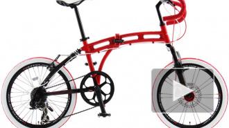 Как паркуют велосипед в Японии: автоматические подземные велопарковки