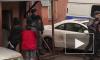 Случайно попавшийся полиции хулиган прятал на балконе труп
