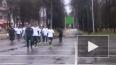 Видео драки на стадионе в Грозном, где был избит Гогниев...