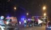Страшная авария на Энгельса: автомобиль такси впечатался в трамвай