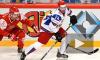 Россия спокойно победила Данию на ЧМ по хоккею