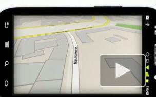 Google Навигация: теперь по всей России