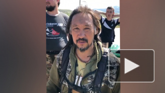 """Собравшийся """"изгнать Путина"""" шаман возобновил поход на Москву"""