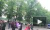 Гамбург в огне: столкновение протестующих с полицией на фото и видео