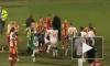 Пятеро футболистов получили красные карточки после матча