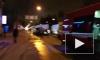На проспекте Энгельса жуткое ДТП из четырех машин, есть пострадавшие