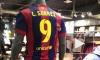 """В Испании начали продавать футболки """"Барселоны"""" с фамилией Суарес"""