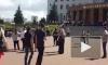 """Видео: участников """"Банды GTA"""", затеявших стрельбу в здании суда, убили на месте"""