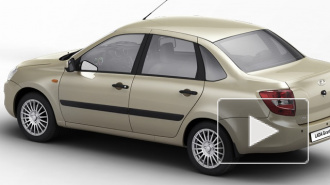 Рейтинг самых продаваемых автомобилей возглавила Лада Гранта