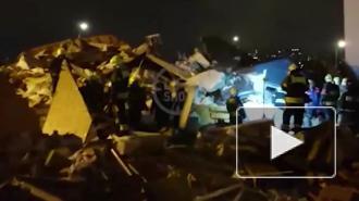 При взрыве в частном доме в Новой Москве пострадали пять человек