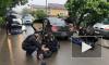 Видео: В пригороде Киева десятки человек в балаклавах устроили перестрелку