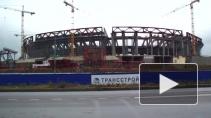 Зенит-Арену строят мигранты без прав на работу