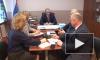 Видео: Глава администрации Приморского района работает с обращениями граждан