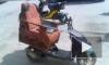 Тюнингованный скутер