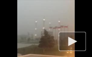 Жестокий ураган продолжает бушевать в Чечне