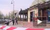 """На """"Удельной"""" рабочие с боем сносят мини-рынок из 24 павильонов"""