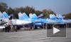 В небе над Украиной  истребители Су-27 одержали победу над американскими F-15