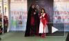 Вампиры и клоуны захватили центр Петербурга