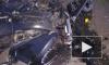 Появилось видео с места смертельной аварии с мотоциклистом в Кузбассе