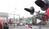 ДТП на железнодорожных переездах шокируют петербуржцев