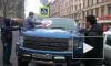 """Активисты """"СтопХам"""" избили водителя """"Газели"""" в Санкт-Петербурге"""