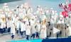 Появились фото и видео Сборной России с открытия Олимпиады 2018