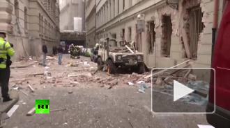Взрыв в Праге: четверо погибших, 55 человек ранены