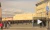 Видео: на Дворцовой проходит вторая репетиция Парада Победы
