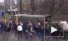 В Киеве с шумом разогнали митинг у Нацбанка, возбуждено уголовное дело