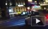 Видео: мажоры устроили дрифт на Невском проспекте
