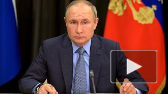 Путин: надежность вакцины Moderna станет понятна через десять лет
