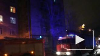 Из-за пожара на Седова из жилого дома эвакуировали трех людей