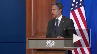 Блинкен заявил о планах Байдена обсудить с Путиным стабилизацию отношений