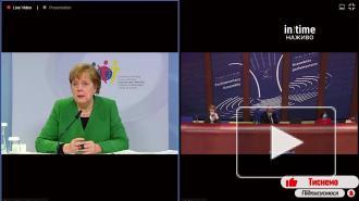 Меркель призвала предоставить медицинскую помощь Навальному