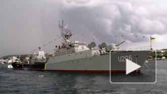 Новости Крыма сегодня: корабли ВМС Украины блокированы затопленным крейсером Очаков