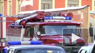 При пожаре на улице Бутлерова эвакуировали двух человек