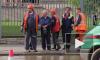 Движение по улице Решетникова восстановлено, вода из прорванной трубы больше не пребывает