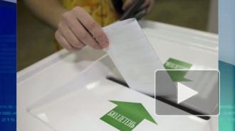В Петербурге началось голосование на выборах в Госдуму и ЗакС