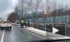 Два человека пострадали в тройном ДТП в Репино