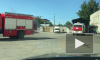 Видео: на химзаводе на Предпортовой произошел взрыв