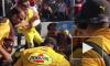 Видео из Невады: гонщики устроили массовую драку