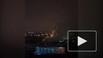 Пожар на Латышских стрелков